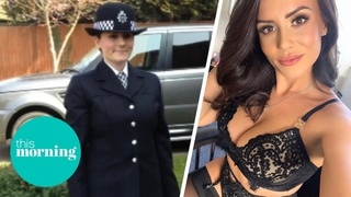 The Former Police Officer Making Over £100,000 Every Month on OnlyFans | This Morning