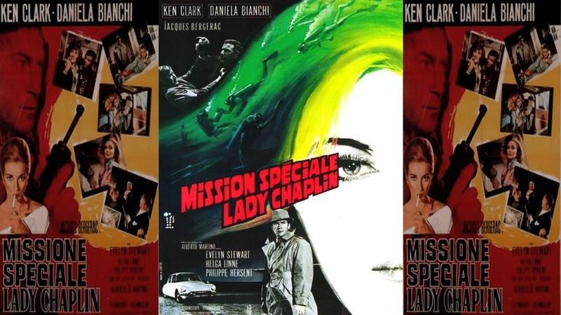 Агент 077 Особое задание леди Чаплин Красивые женщины миссия по спасению мира динамичный боевик