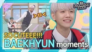 [Baekhyun@Knowingbros]🦌so cute like BAMBI🦌 Baekhyun moments😚│+159+208+245 JTBC 200829 방송 외