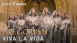 "Gregorian ""Viva La Vida"" (Official Music Video) - Album out November 22nd"