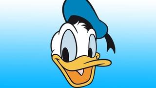 Disney and friends cartoons - Donald, Mickey, Pluto, Goofy
