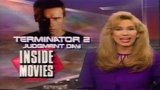 Entertainment Tonight: Arnold Schwarzenegger Terminator 2 1991