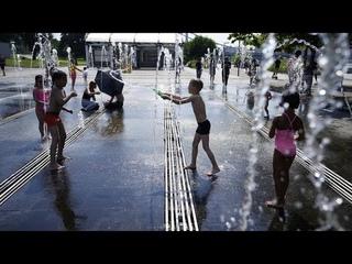 Пик жары в Москве ожидается 24 июня