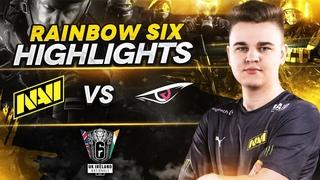 Rainbow Six Highlights: NAVI vs Cowana @ UK Ireland Nationals Season 3