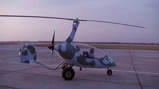 Тест драйв ГОЭС ПЕРГАМ S-130. Реальный полет.