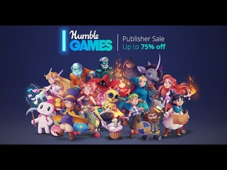 'Humble Games' 1 Year Anniversary Brings Publisher Sale on Steam