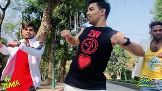 Thalía, Mau y Ricky - Ya Tú Me | Zumba Fitness | Cumbia & Reggaeton | Choreo By ZIN Kalyan @Vietnam dance
