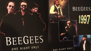 BEE GEES — One Night Only LIVE! (1997)