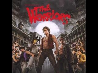 The Warriors - Colonna Sonora del film( I Guerrieri della notte) 1979