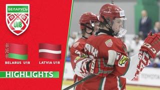 Belarus U18 – Latvia U18 – 6:2  