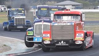 Australian Super Truck Nationals, Winton Raceway - September 30, 2018