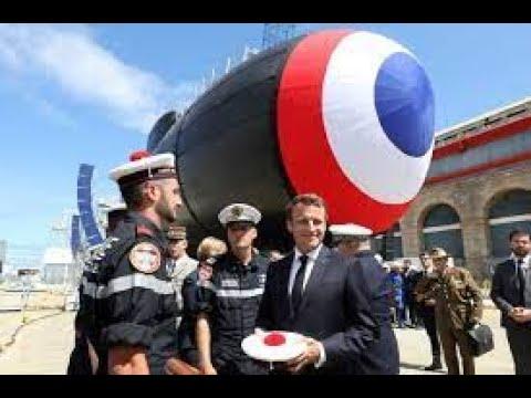 Explicando AUKUS os prejuízos da França e os submarinos contra a China