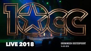 10cc Live Compilation @Groningen