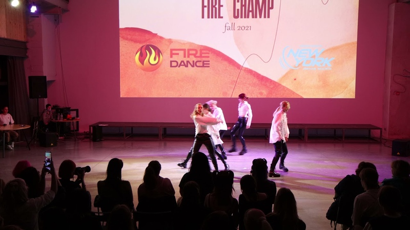 NeoTeam FIRE CHAMP fall 2021