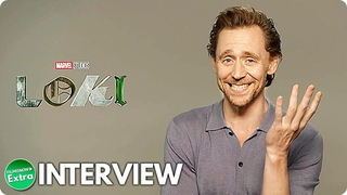 LOKI   Tom Hiddleston Official Interview