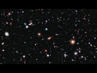 Sonification of Hubble Ultra Deep Field (2014)