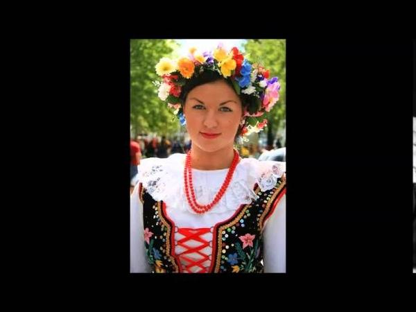 Lipka Zielona Z Tamtej Strony Jeziora Piosenka Ludowa Polish Folk Song