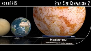 Star Size Comparison 2