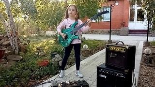 "Ника Карпова - Metallica- ""Welcome home"""
