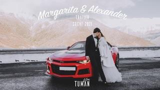 Margarita & Alexander | Trailer | TumanFilm
