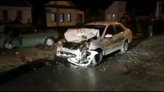Страшное ДТП в Волгограде: пьяный водитель протаранил такси и убил ребенка