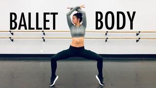 BALLET BODY SCULPT | Home Workout | No Jumping| No Equipment
