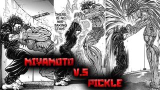 Miyamoto Musashi vs Pickle MMV (Complete Fight)
