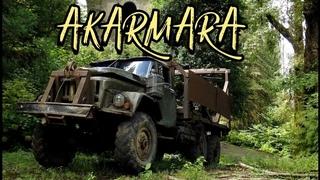 Акармара - город которому не повезло.Тут сотни брошенных квартир.Люди ушли навсегда.AKARMARA.Часть 1