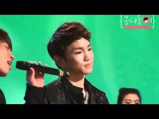 [fancam] 101114 SHINee Key Hello @ Beauty concert
