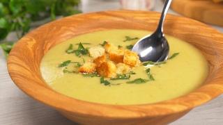 Суп итальянский чесночный (Всегда вкусно)