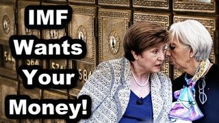 IMF Secretly Creating New Global Currency & demands trillions   Reset Has Begun