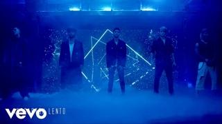 CNCO - Reggaetón Lento (Bailemos) (En Vivo)