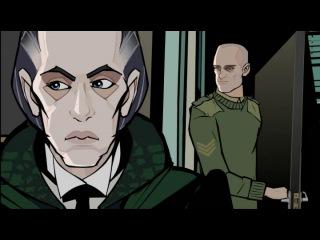 Доктор Кто Крик Шалка Doctor Who Scream of the Shalka 4 серия озвучка SkomoroX