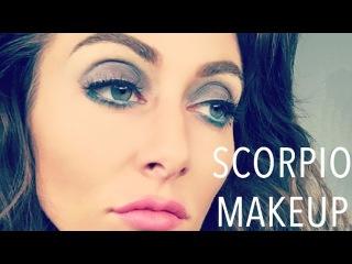 Zodiac Makeup Tutorial: SCORPIO