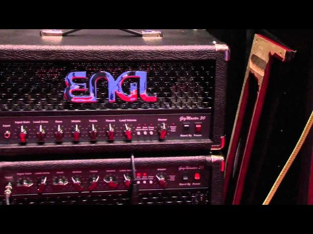 NAMM 2012 ENGL gigmaster 30