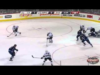 Game №61. Los Angeles Kings Vs. Winnipeg Jets 2:5 (0:1, 1:3, 1:1) - (Обзор Матча) - ()
