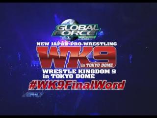 #WK9FinalWord Matt Striker's final word on #WrestleKingdom9
