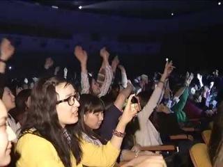 Казахстанский квартет 'RIN'GO' против корейской поп группы 'Myname'   Кто оказался круче
