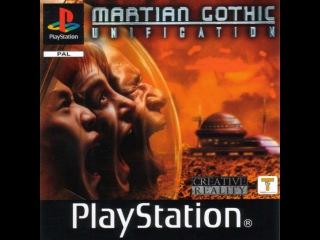 Martian Gothic: Unification прохождение с прикольным переводом часть 1