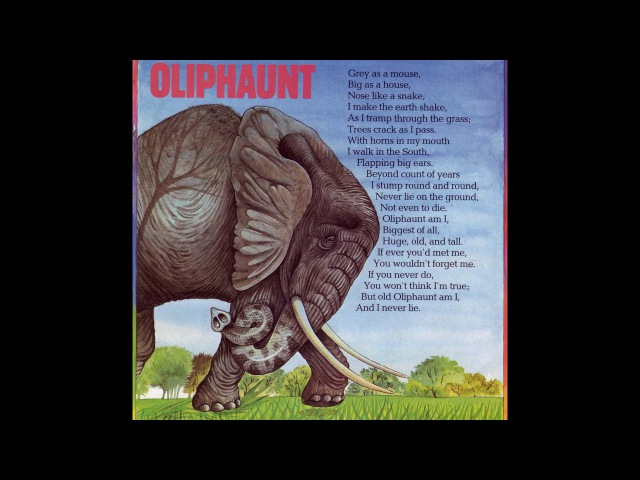 Oliphant Nursery Rhymes Audiobook Fairy Tales Children's books Rhymes for kids Baby songs