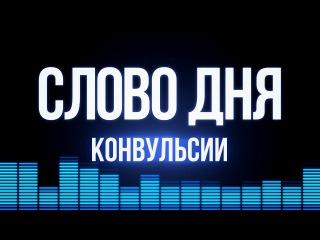 Слово Дня. Выпуск №64. Константин Душенов. Конвульсии