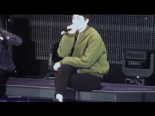 [FANCAM] 161211 EXO's Sehun @ The EXO'r'DIUM in Osaka D-3