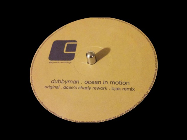 Dubbyman Ocean in Motion Original