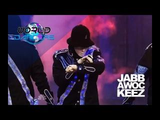 JABBAWOCKEEZ - Robot Remains at NBC