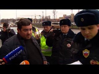 Лидера движения стритрейсеров Эрика Китуашвили могут лишить прав