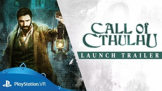 Call of Cthulhu   Launch Trailer   PS4