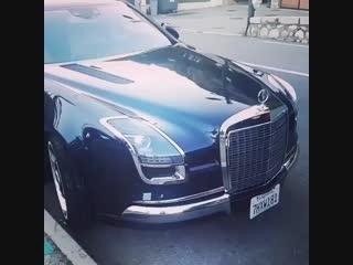 Mercedesbenzmaybachfansr W222 S-Class + SLR + SLS + 600 = Royale  #mercedes