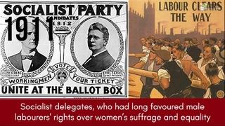 г. - День трудящихся женщин, борющихся за свои права