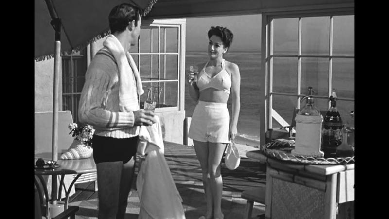 Милдред Пирс Mildred Pierce 1945 фильм нуар драма реж Майкл Кёртиц