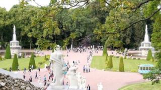 Петергоф. Фонтаны. Peterhof. Fountains. HD 1080